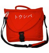 "Toshiba Messenger Bag""Cherry"" Notebook Case 15.4 Inches Red"