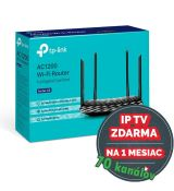 TP-Link Archer C6 AC1200 Wireless Dual Band Gigabit Router